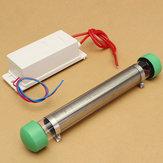 C.a. 220v 7.5 g d'ozone générateur l'ozone tube 7.5 g/hr pour purificateur d'air d'usine bricolage