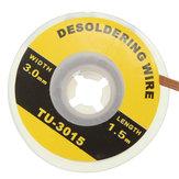 Odstraňovač proužků o tloušťce 3 mm od pájení, Wick Wire