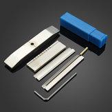DANIU Alat timah foil untuk Alat Tukang Kunci Alat Pilih Kunci Set