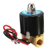 1/4 inch Electric Solenoid Valve For Water Air Gas Diesel 12V DC