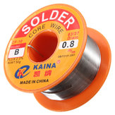 63/37 0.8mm Tin Lead Rosin Core Flux Solder Soldering Welding Iron Wire Reel