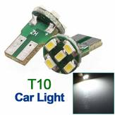 T10 Parker 2825 1206 5 LED Car Wedge SMD Bulb Light Lamp 12V