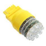 3156 Car 39 LED Amber Tail Reverse Turn Indicator Light Bulb