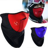 Masque de Bicyclette Panneau du Ski Hiver au Cou Ski Masque Chaude Voile GardeVisage