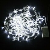 White 10M 100 LED String Fairy Lights party Boda nuevo