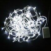 10m branco 100 LED seqüência de casamento de fadas partido luzes novo