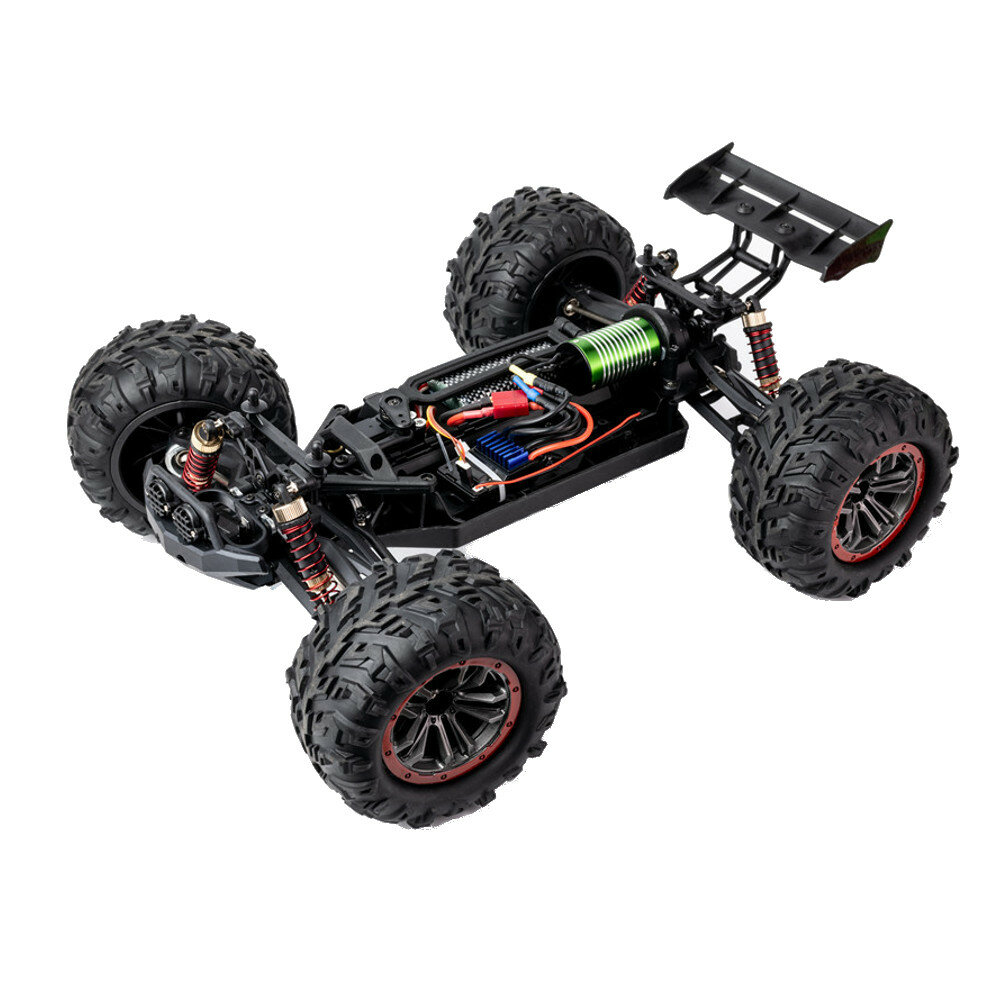 Wltoys 144001 1/14 2.4G 4WD High Speed Racing RC Car Vehicle Models 60km/h - 3