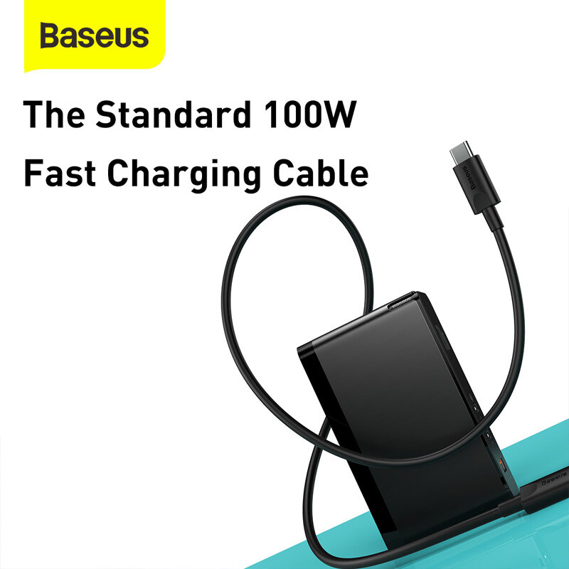 BlitzWolf® BW-S16 75W 6-Port USB PD Charger Desktop Charging Station AU Plug Adapter With Baseus 100W 5A Zinc Magnetic USB-C to USB-C PD3.0 Cable For iPhone 11 SE 2020 For iPad Pro 2020 MacBook Air 2020 For Samsung Galaxy S20 - 7