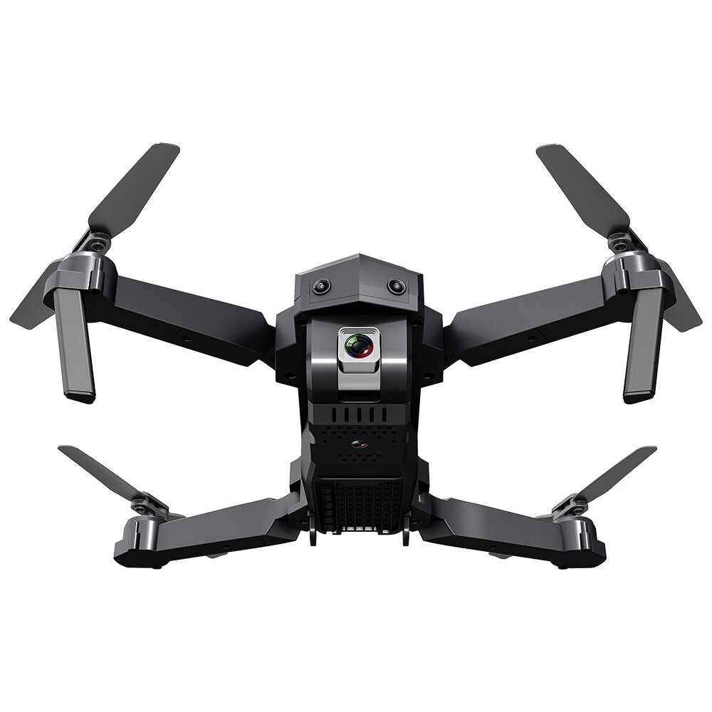 Eachine E58 WIFI FPV With 720P/1080P HD Wide Angle Camera High Hold Mode Foldable RC Drone Quadcopter RTF - 4
