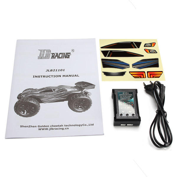 Wltoys 144001 1/14 2.4G 4WD High Speed Racing RC Car Vehicle Models 60km/h - 9