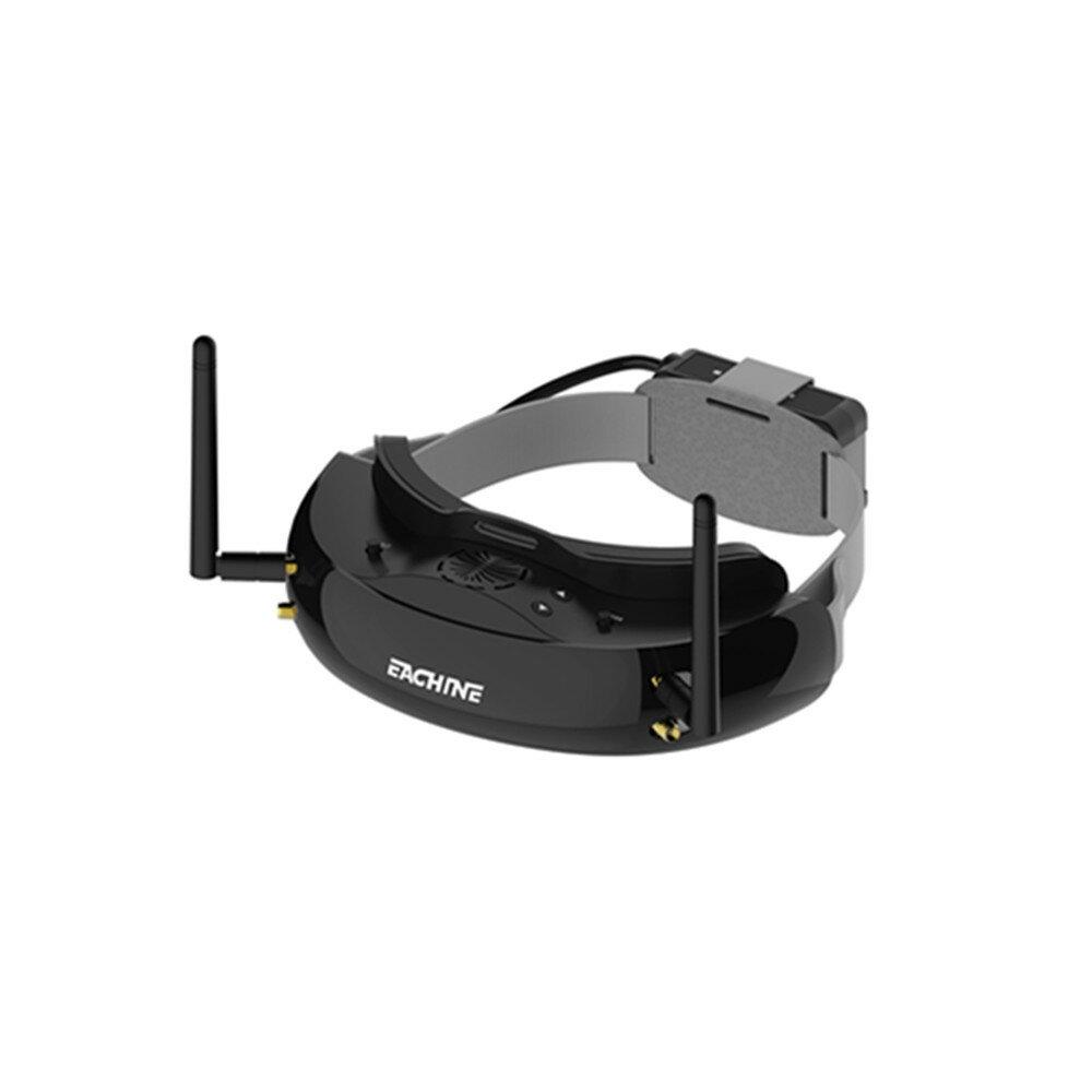 Eachine EV800D 5.8G 40CH Diversity FPV Goggles 5 Inch 800*480 Video Headset HD DVR Build in Battery - 3