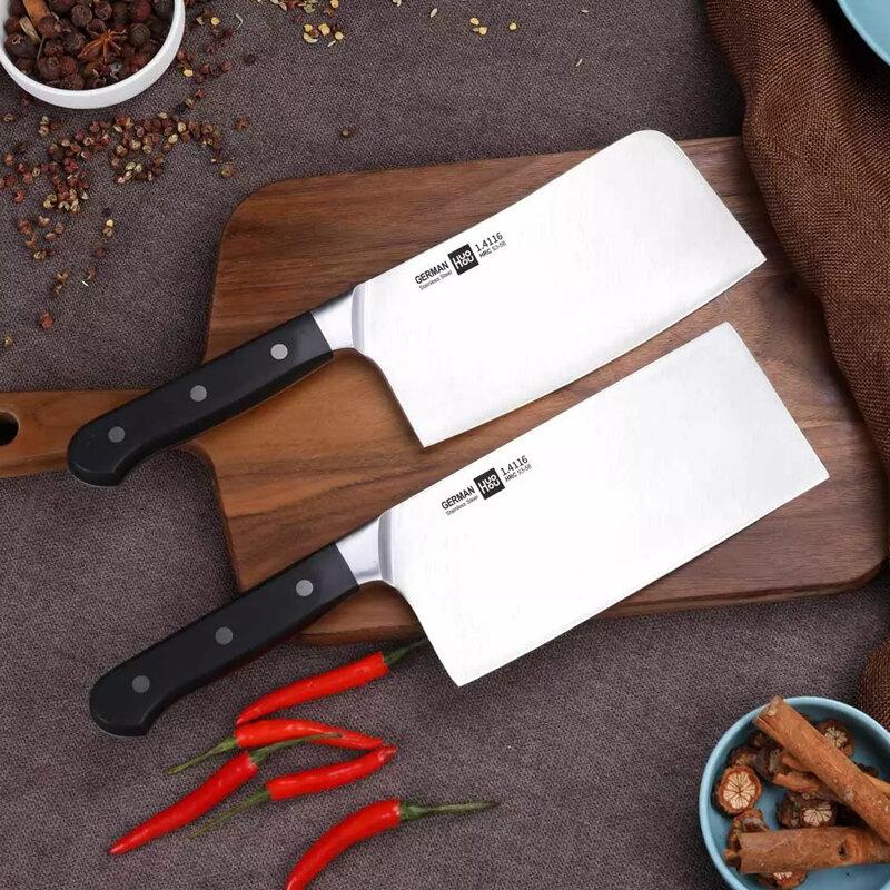 HUOHOU Кухонный нож из нержавеющей стали Нож для шеф повара Sharp Slicer Blade Slicing Utility Knife Инструмент от Xiaomi Youpin - 1