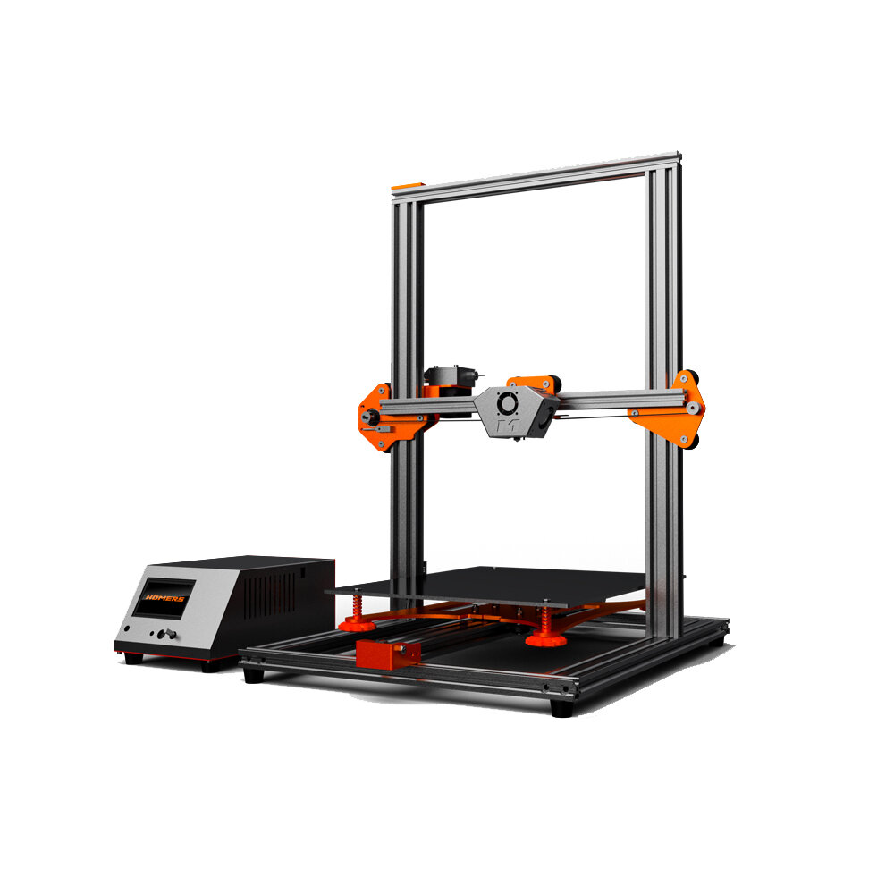 TWO TREES® Sapphire Pro CoreXY DIY 3D Printer Kit 235*235*235mm Printing Size With Dual Drive BMG Extruder/X-axis&Y-axis Linear Guide/Power Resume/Filament Detect/Intelligent Leveling Funciton - 1