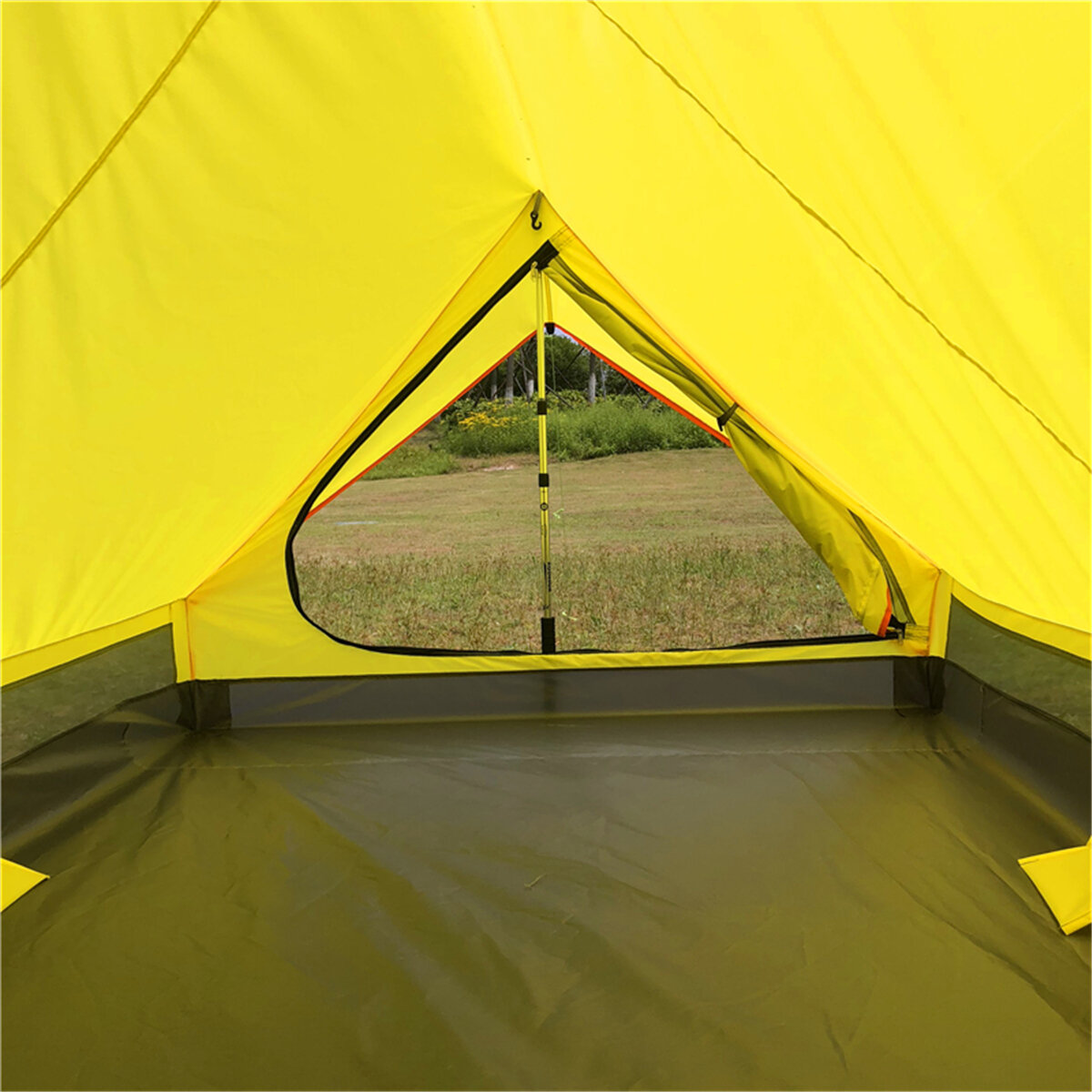 Multi-functional Waterproof Windproof Tent With Insect Net Ultralight Hammock Aerial Tent Portable Outdoor Camping 270x140cm - 8