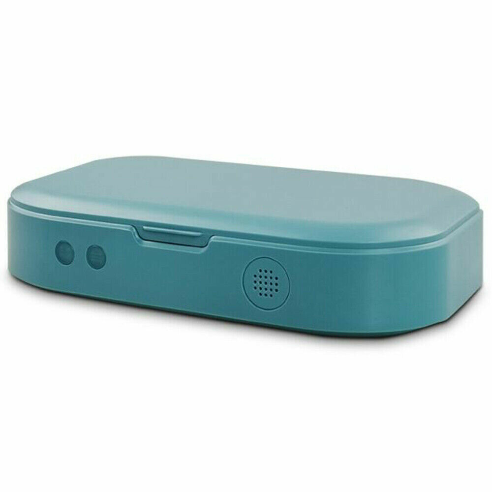 New Multifunctional UV Disinfection Box + Mobile Phone Wireless Charger + Aromatherapy Machine Glasses Jewelry Sterilizer - 4