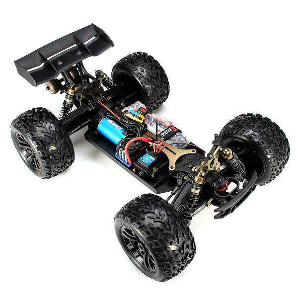 Wltoys 144001 1/14 2.4G 4WD High Speed Racing RC Car Vehicle Models 60km/h - 7