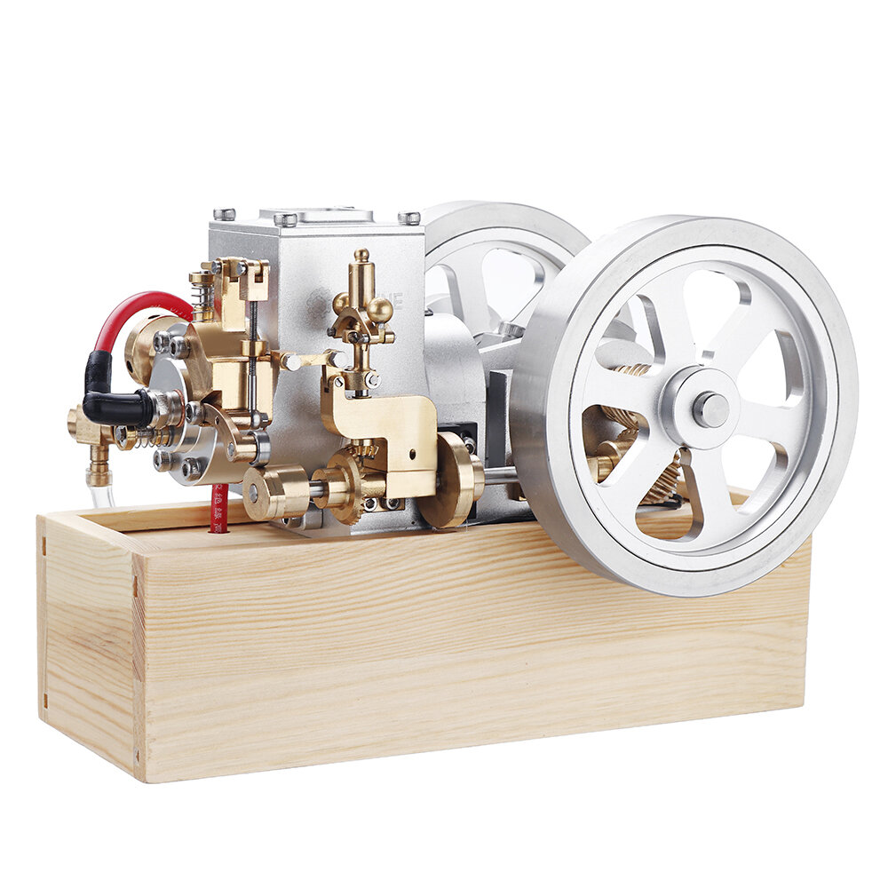 STARPOWER Hot Air Stirling Engine Cupid's Arrow Style Engine Model - 1