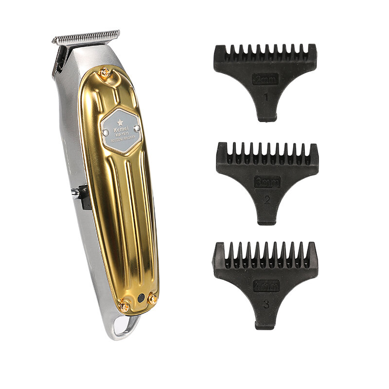 6 In 1 Electric Shaver Hair Trimmer Clipper Body Hair Kit - 2
