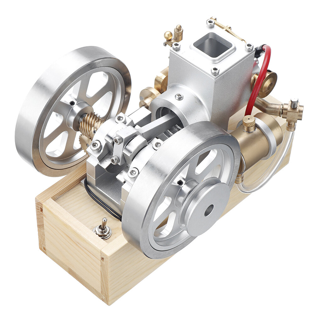 STARPOWER Hot Air Stirling Engine Cupid's Arrow Style Engine Model - 6
