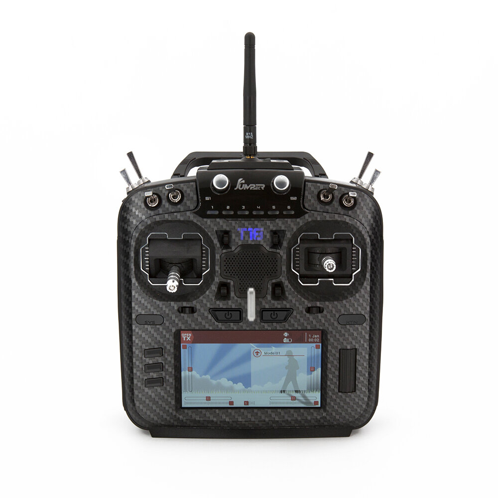 FlySky FS-i6 2.4G 6CH AFHDS RC Radion Transmitter With FS-iA6B Receiver for RC FPV Drone - 1