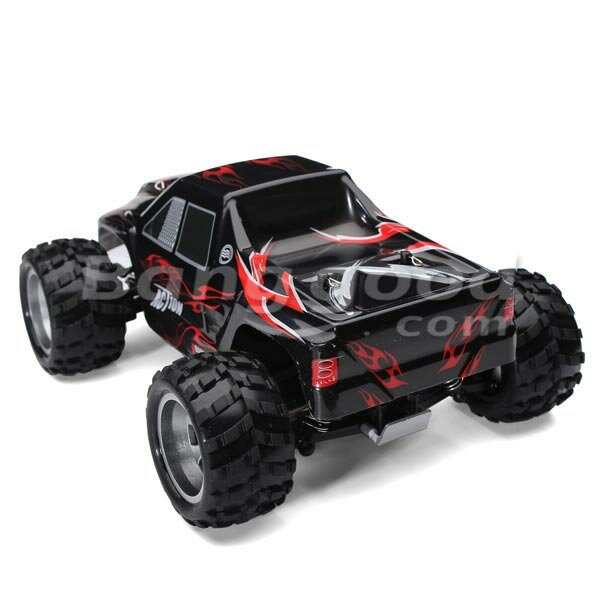 Wltoys K989 1/28 2.4G 4WD Brushed RC Car Vehicles RTR Model - 2