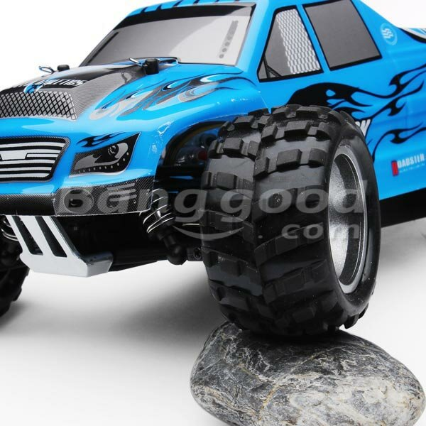 Wltoys K989 1/28 2.4G 4WD Brushed RC Car Vehicles RTR Model - 6