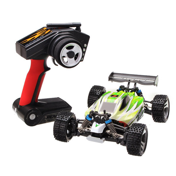 XLF X04 1/10 2.4G 4WD Brushless RC Car High Speed 60km/h Vehicle Models Toys - 10
