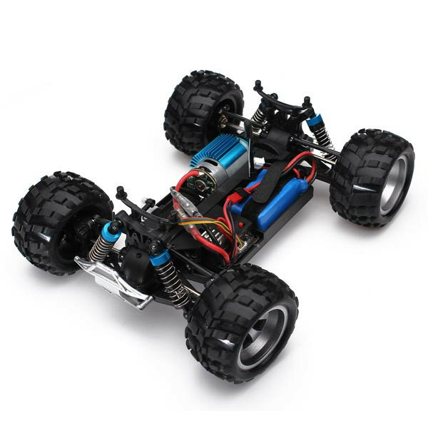 Wltoys K989 1/28 2.4G 4WD Brushed RC Car Vehicles RTR Model - 7