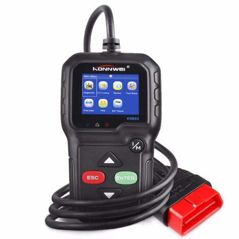 V310 OBD2 EOBD Car Diagnostic Scanner Auto Fault Code Reader Scan Tool Read DTC OBDII obd2 VS ELM327 V1.5 - 2