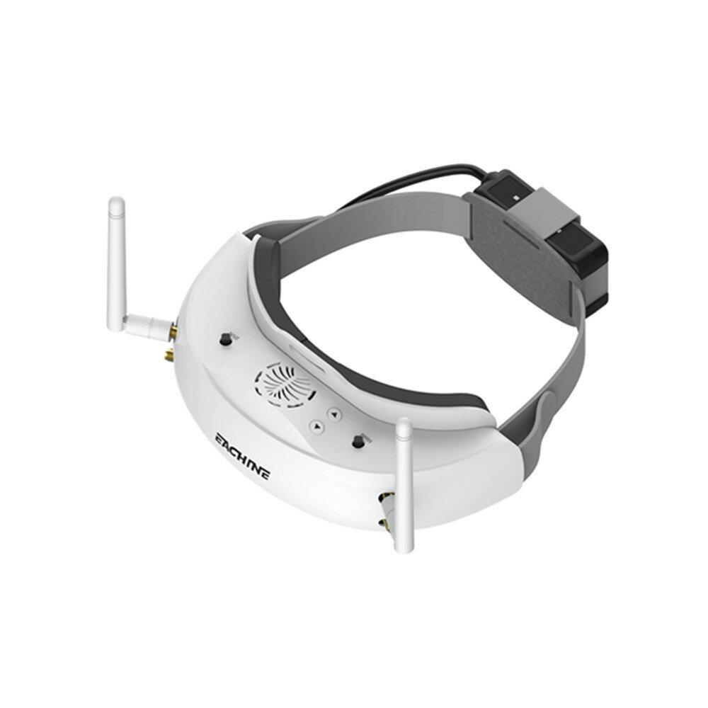 Eachine EV800D 5.8G 40CH Diversity FPV Goggles 5 Inch 800*480 Video Headset HD DVR Build in Battery - 4