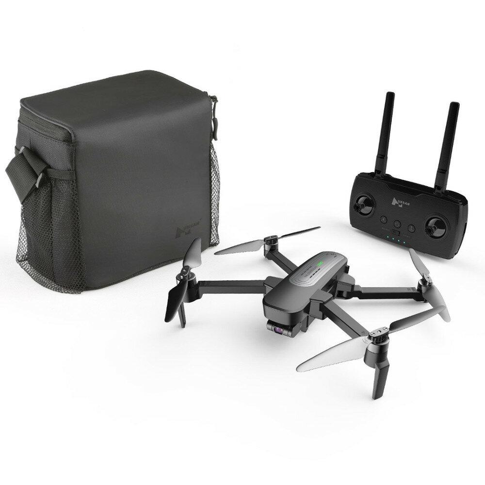 LS-MIN Mini WiFi FPV with 4K/1080P HD Camera Altitude Hold Mode Foldable RC Drone Quadcopter RTF - 1