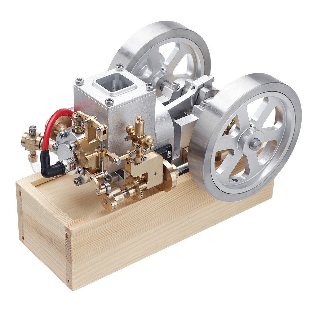 STARPOWER Hot Air Stirling Engine Cupid's Arrow Style Engine Model - 5