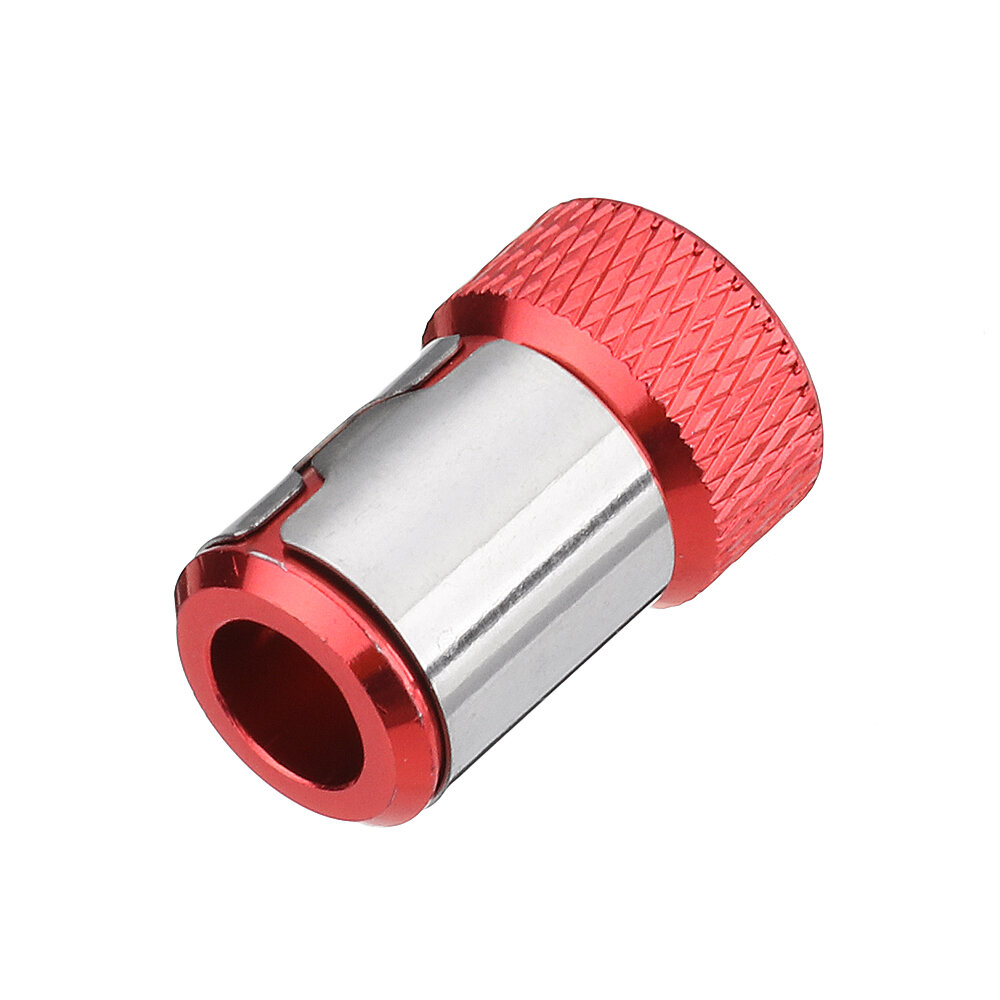 BROPPE 1/4 Inch Hex Removable Screwdriver Magnetic Ring S2 Alloy Screw Catcher For 6.35mm Shank Screwdriver Bits - 2
