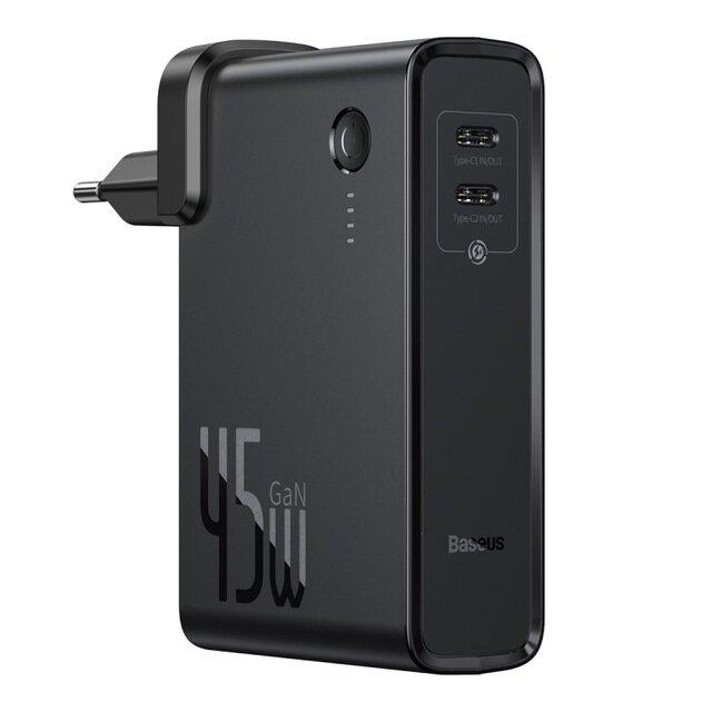 Original Xiaomi USB-C 60W Charger Type-C & USB-A 6 Ports Output Dual QC 3.0 Quick Charger - 6