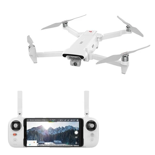 Eachine E520 WIFI FPV With 4K/1080P HD Wide Angle Camera High Hold Mode Foldable RC Drone Quadcopter RTF - 1