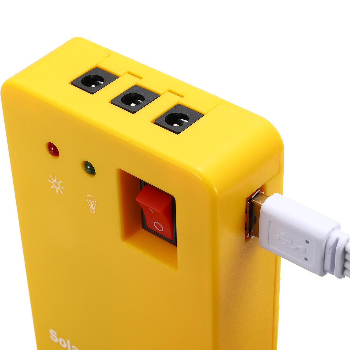 100W 18V Dual USB Solar Panel Battery Solar Cell Module Car Outdoor Charger Solar Power Panel 1Pcs - 4