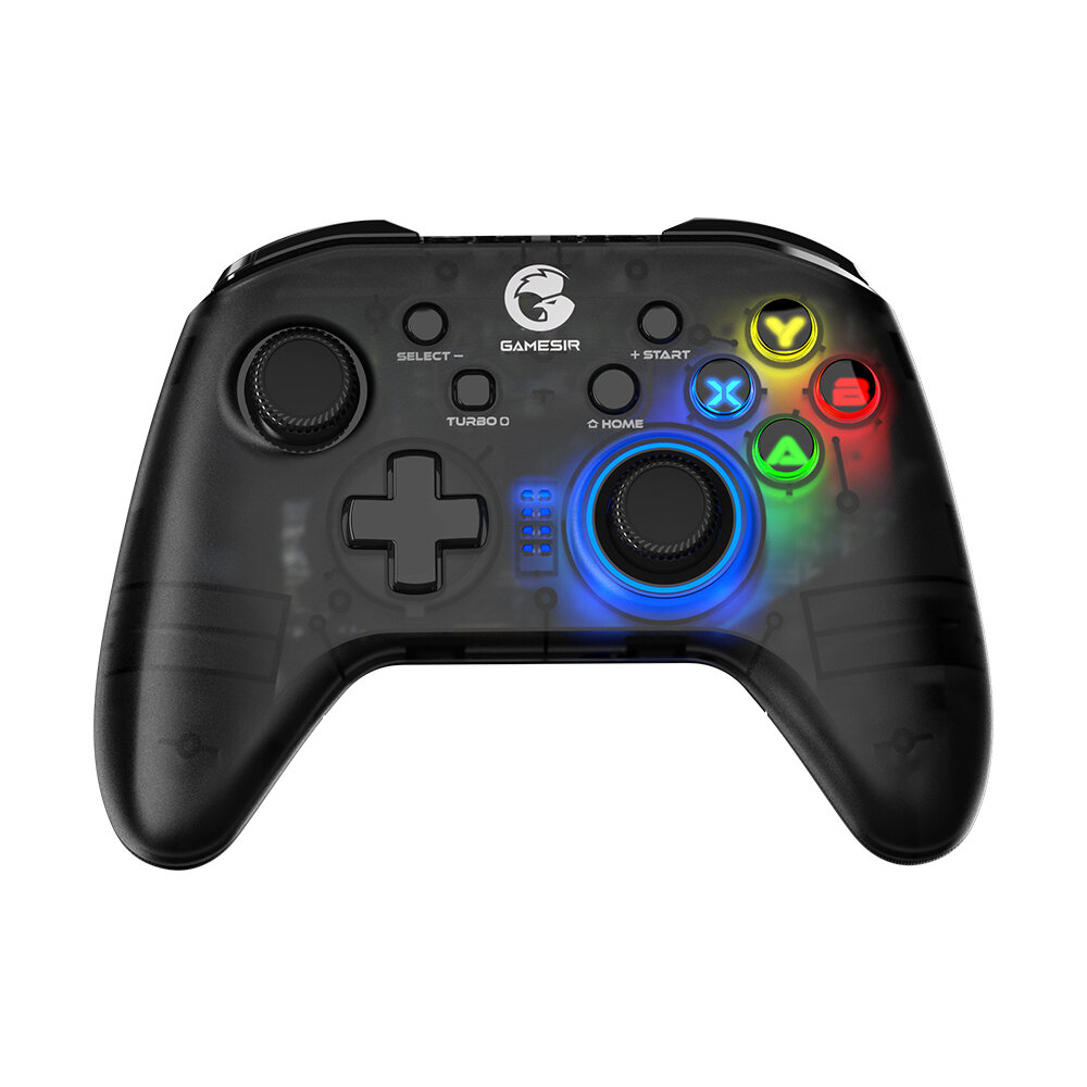 Gamesir T4 2.4G Wireless Turbo Gamepad for Playstation PC Steam for Switch for Xbox Game Platform - 1