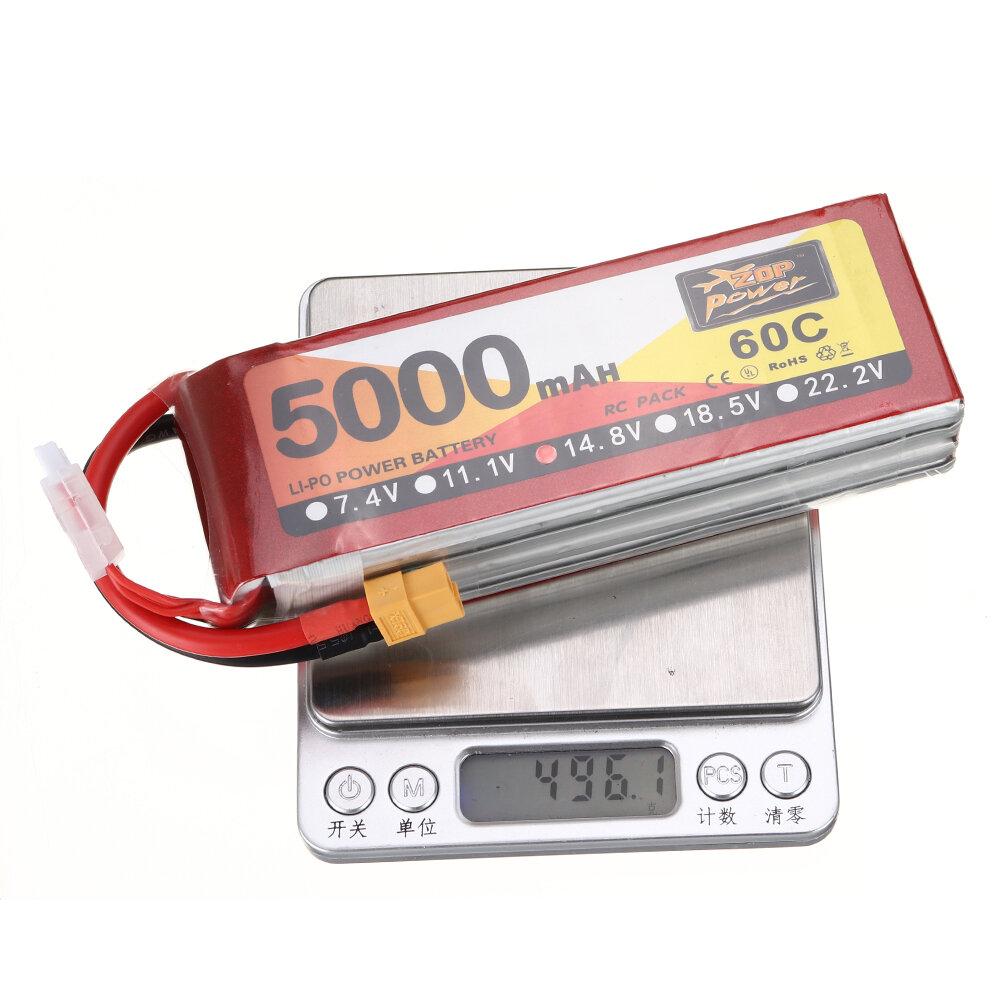 IMax B6 50W 5A Battery Balance Charger With 12V 5A Power Supply XT60 Parallel Board - 10