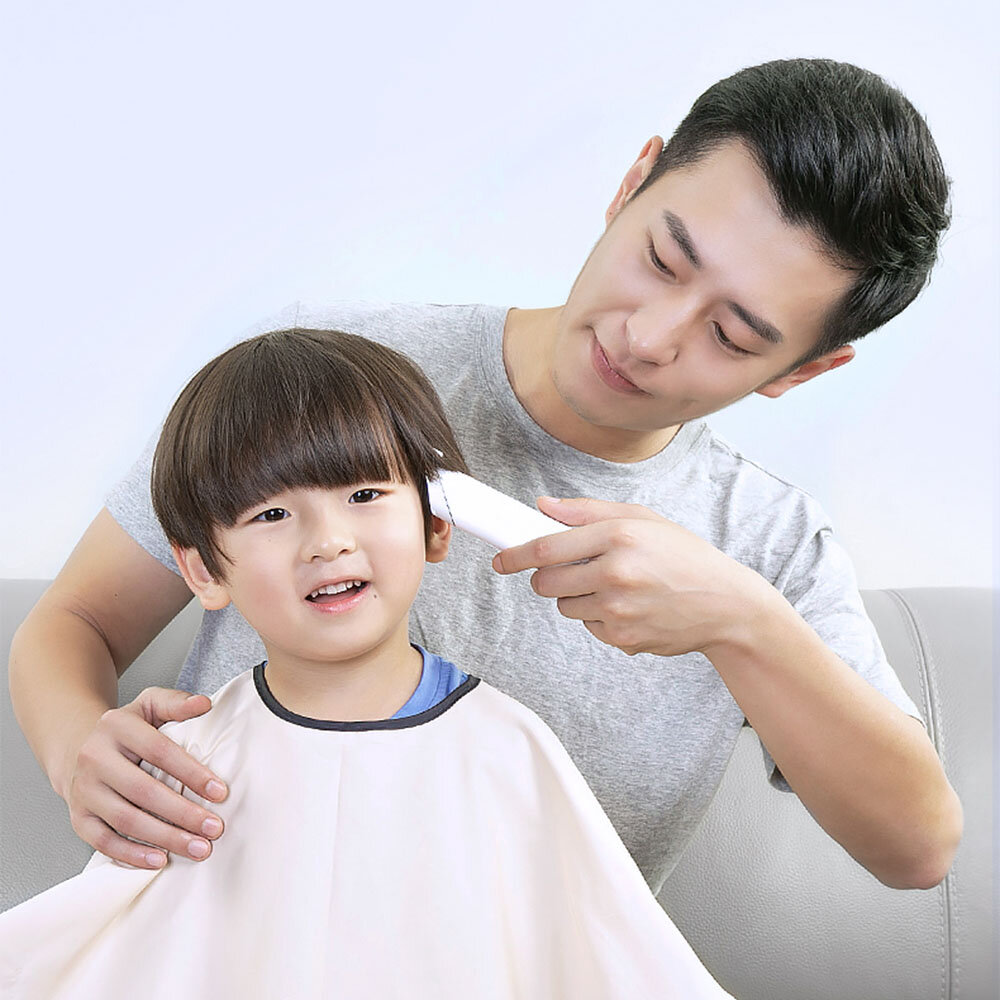 ENCHEN Hummingbird Electric Hair Clipper USB Charging Low Noise Hair Trimmer with 3 Hair Comb From Xiaomi Youpin - 2