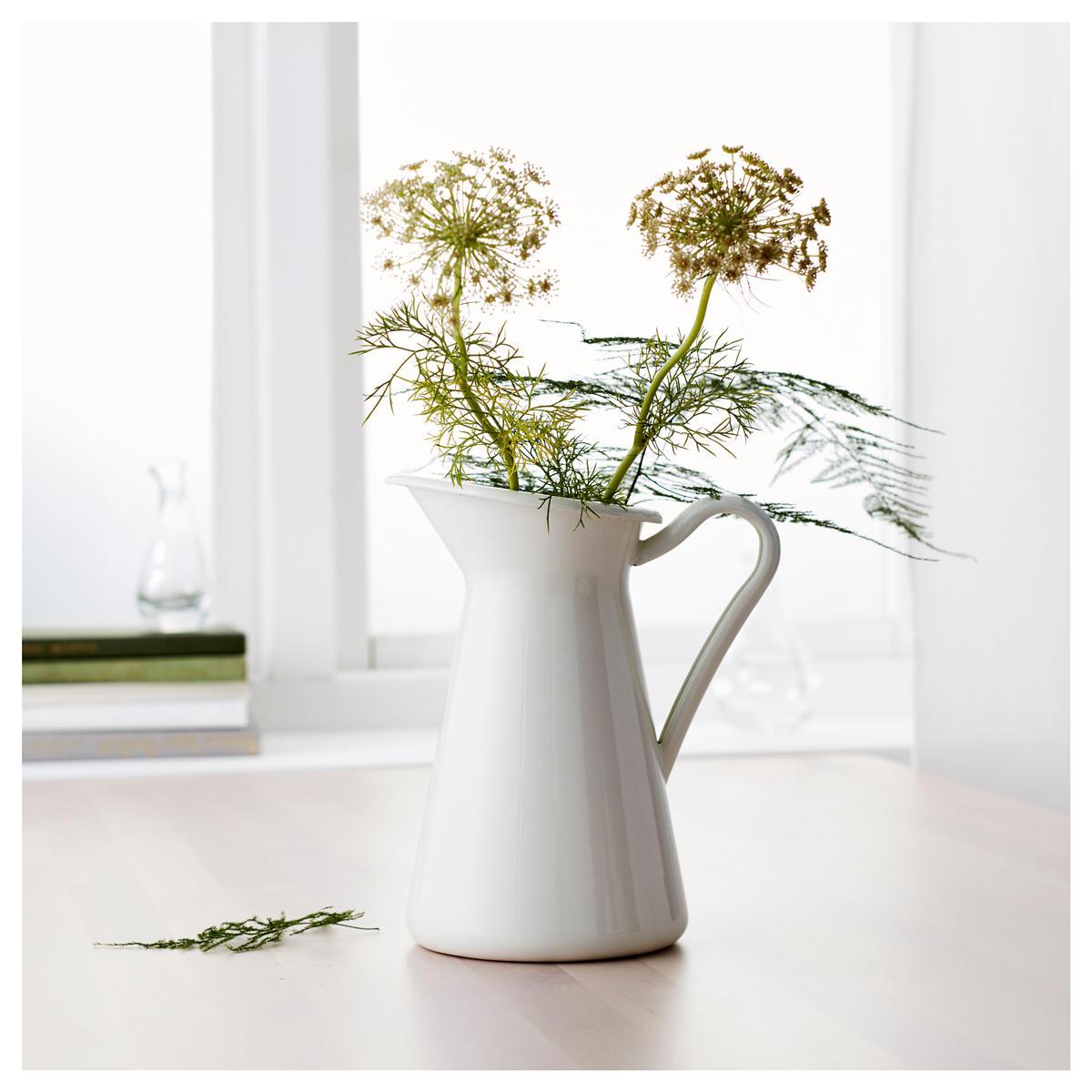 Zakka Hemp Rope Glass Vase Flower Bottle Ornaments Flower Stem Dried Flowers Vase - 1