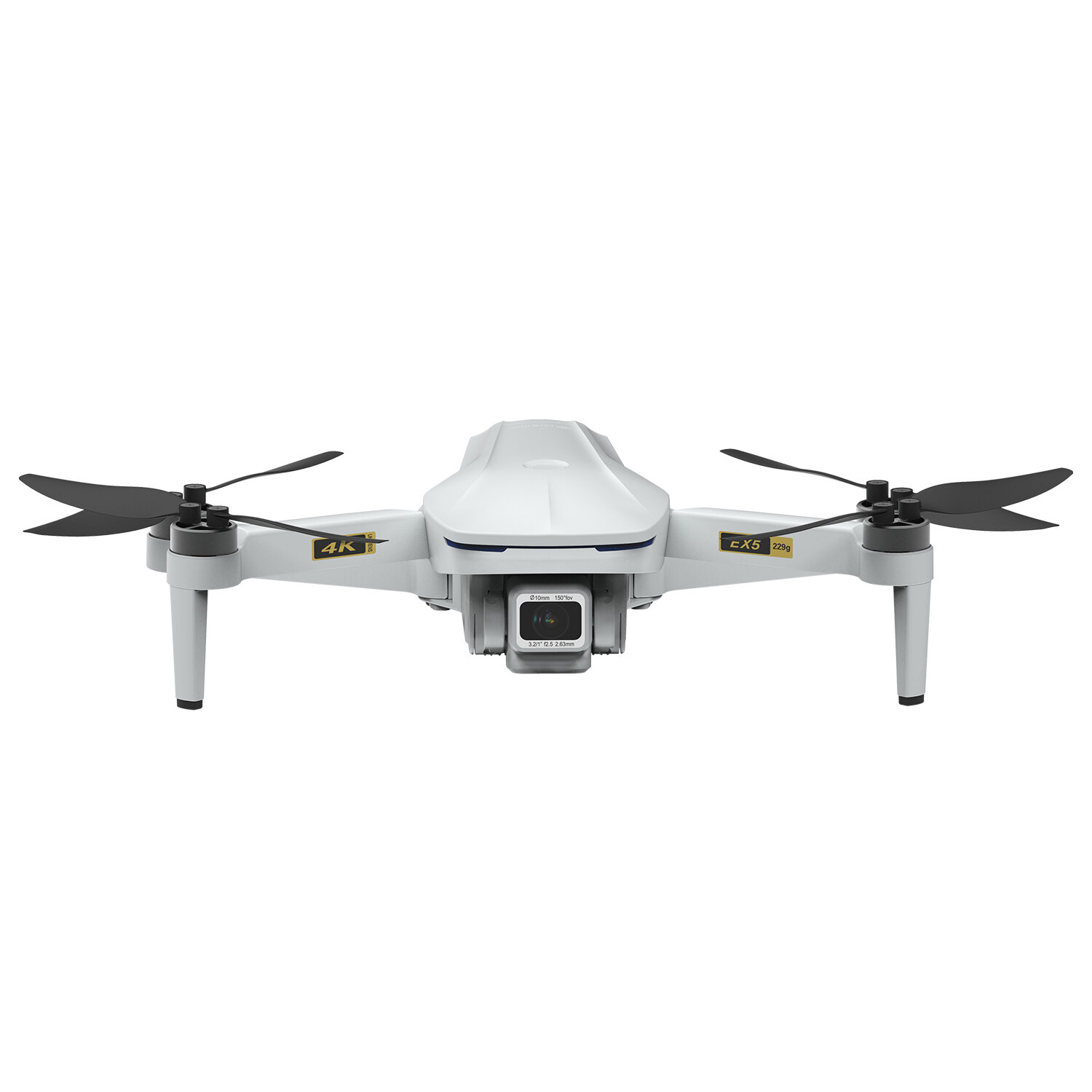 ZLRC SG107 HD Aerial Folding Drone With Switchable 4K Optical Flow Dual Cameras 50X Zoom RC Quadcopter RTF - 7