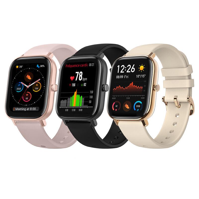 Original AMAZFIT Bip Pace Youth GPS+GLONASS IP68 45 Days Long Standby Smart Watch International Version - 1