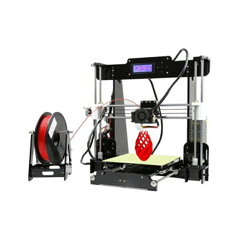 HOMERS/TEVO® Tarantula Pro 3D Printer Kit with 235x235x250mm Printing Size MKS GenL Mainboard 0.4mm Volcano Nozzle Support 1.75mm Filament - 1