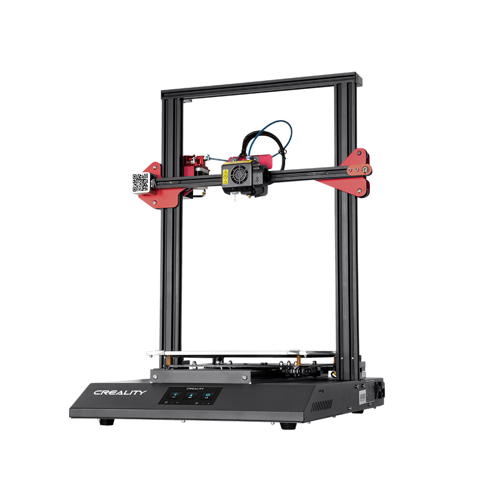 Creality 3D® Customized Version Ender-3Xs Pro Prusa I3 3D Printer 220x220x250mm Printing Size With Magnetic Removable Sticker/Glass Plate Platform/V1.1.5 Super Silent Mainboard - 1