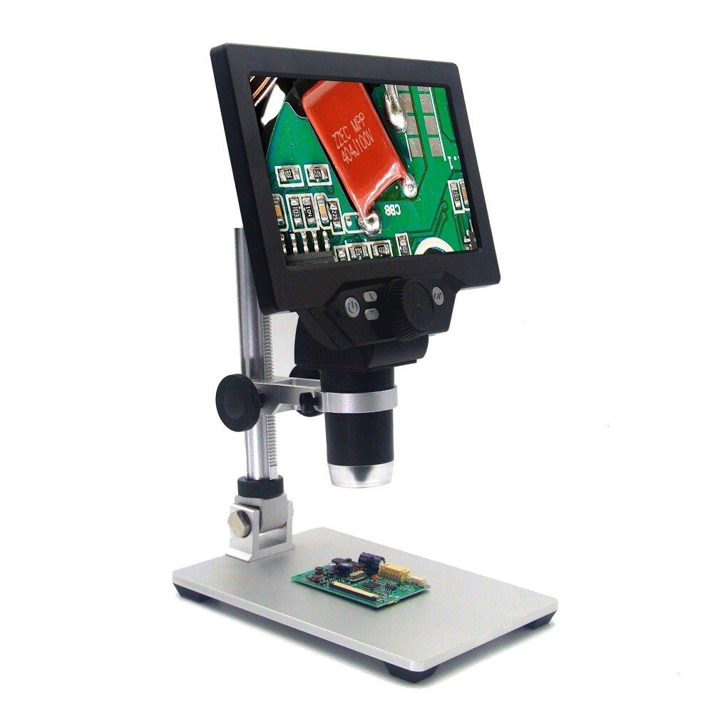 Andonstar AD106S Digital Microscope 4.3 Inch 1080P With HD Sensor USB Microscope For Phone Repair Soldering Tool Jewelry Appraisal Biologic Use Kids Gift - 3