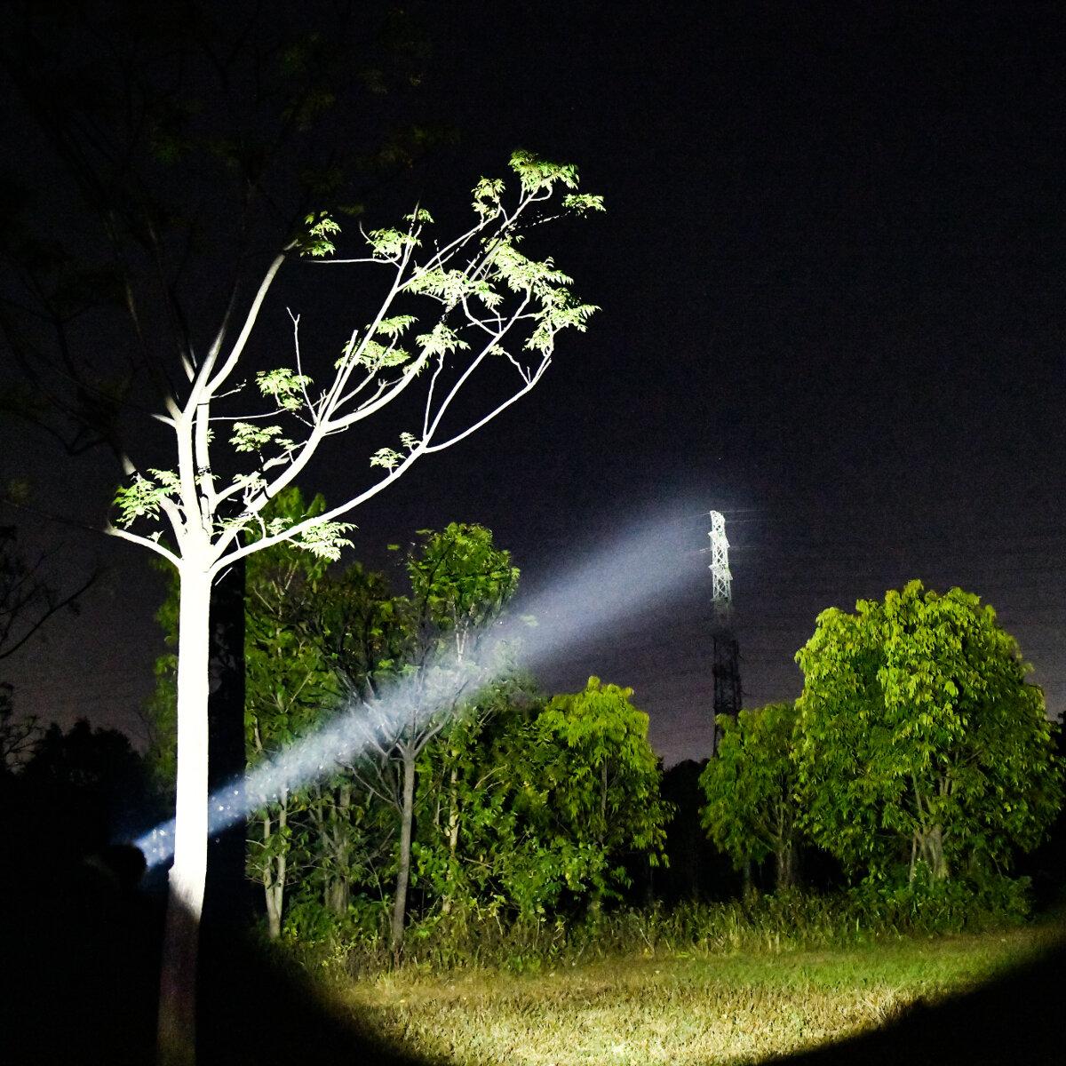 Astrolux® FT03S SBT90.2 4500lm Anduril UI 1428m Long Thrower King Powerful LED Flashlight Long Range Long Throw 21700 26650 18650 Flashlight Torch - 5