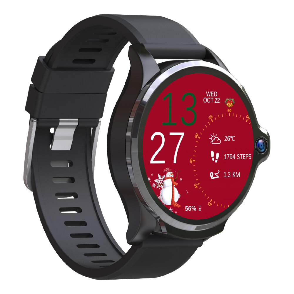 [Video Call] Zeblaze THOR 5 Dual Chipset Global Bands 800w Front-facing Camera 2G+16G Support WIFI GPS 1.39inch AMOLED Screen 4G LTE Watch Phone - 5