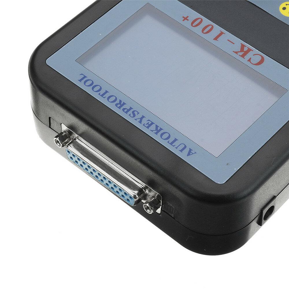 CK 100 V99.99 Car Key Programmer Auto OBD2 Programming Tool No Tokens Limited SBB Upgrade Version - 7
