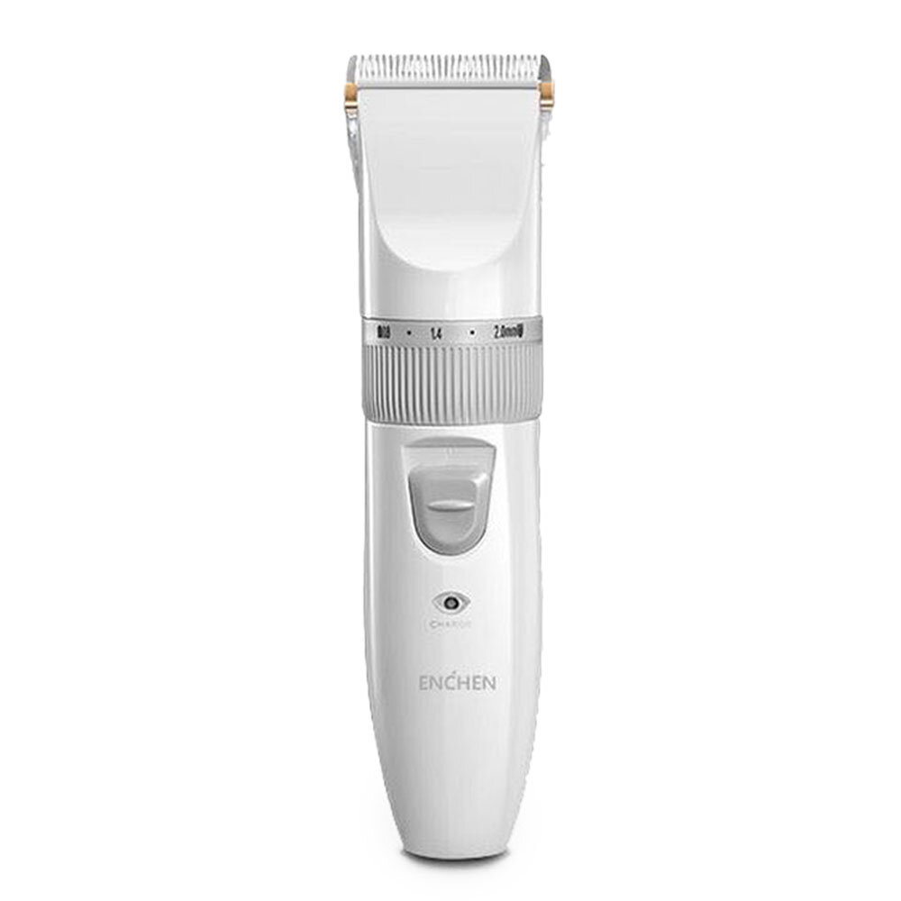 GROGEMEI GM-596 5 In 1 Professional USB Charging Hair Clipper Hair Trimmer Beard Trimmer Nose Trimmer for men Child Haircut Machine - 8