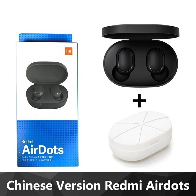 Original Xiaomi Airdots Pro 2S Air 2S TWS bluetooth Earphone LHDC Tap Control Dual MIC ENC QI Wireless Charging Headphone - 8